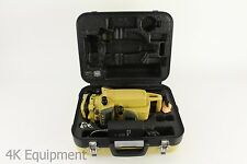 Topcon Pulse GPT-3005 Electronic Total Station w/ Dual LCD Display, Survey