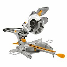 Titan TTB598MSW 210mm Sliding Mitre Saw 240V NEW