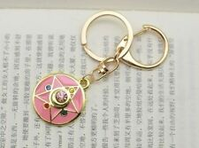 2015 new golden Sailor Moon Cosplay keychain free shipping  041