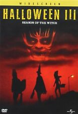 HALLOWEEN III 3 SEASON OF THE WITCH New Sealed DVD