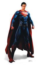 Man Of Steel (Superman) LIFESIZE CARDBOARD CUTOUT STANDEE STANDUP Henry Cavill