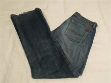 7 Seven For All Mankind Bootcut 28 x 32 1/2 Women's Jeans