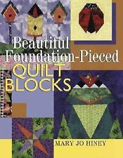 Beautiful Foundation-Pieced Quilt Blocks