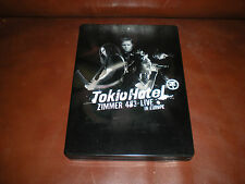 COFFRET METAL CD + 2 DVD LIVE IN EUROPE TOKIO HOTEL - ZIMMER 483