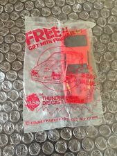 Vintage M.A.S.K. Kenner Thunder Hawk Diecast Sealed 1/64 Car Mask Mail Away MASK