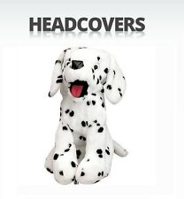 1 Dalmatian Big Dog Character Limited Edition Golf Headcover Fits 460cc Driver