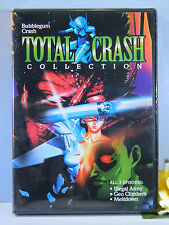 Bubblegum Crash Total Crash (Bubblegum Crisis Sequil, 4-DVD) plus extra Stuf NEW