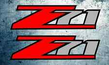 Z71 Silverado, Sierra Off Road Decals/Stickers 1 PAIR truck bed USA SHIPPING