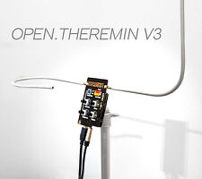 Open Theremin Kit - Arduino Shield real theremin Pitch & Volume, Synthesizer