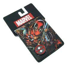 Con Licenza Ufficiale Marvel Comics Deadpool Portafoglio Fumetti Dead Piscina