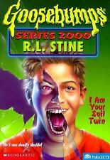 I Am Your Evil Twin (Goosebumps Series 2000, No 6) by R. L. Stine, Good Book