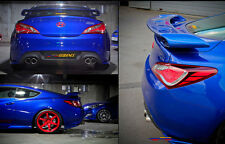 Rear Trunk SPEC-RS Spoiler UNPAINTED For 12 13 14 15 Hyundai Genesis Coupe