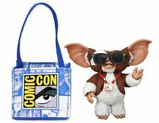 MOGWAI GIZMO WITH BADGE GREMLINS SDCC 2011 EXCLUSIVE ACTION FIGUR NECA