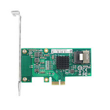 6Gb SAS TO 4 Port SATA  PCIe Controller Card PCI express SATA III 3.0