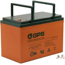 Gruber Power Services - GPS - 12V 93ah Elite Series Battery 4 YEAR WARRANTY