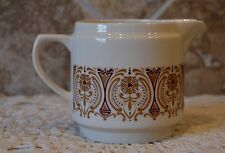 """CREAMER BY KUN-LUN~EUC~3 1/4"""" TALL~CHINA~EXCELLENT CONDITION~GREAT GRAPHICS"""