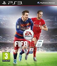 FIFA 16 PS3 Game Very Good  UK - 1st Class Delivery