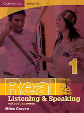 Cambridge English Skills Real Listening and Speaking 1 without answers: Level 1,
