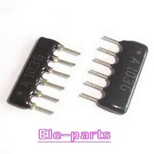 50 PCS Resistor Network A06-103 10K ohm 5 Commoned Resistor Network Array 6 PIN