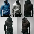Stylish Creed Hoodie Cool Slim men's Cosplay For Assassins Jacket Costume A+++