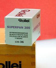 Pellicola 35mm Rullino BN bianco e nero ROLLEI SUPERPAN 200 135-36 1 pezzi