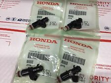 (4) 2006-2011 GENUINE HONDA CIVIC FUEL INJECTOR 16450-RNA-A01 NEW OEM
