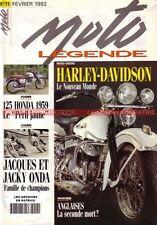 MOTO LEGENDE  11 Dossier HONDA 125 CB 92 Benly SOYER 350 AJS 500 PEUGEOT P107
