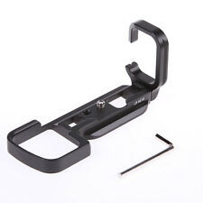 Quick Release L Plate Bracket For Sony NEX6 NEX7 Camera Arca Swiss RSS Kirk Fit