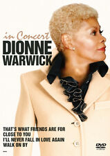 DVD Dionne Warwick In Concerto