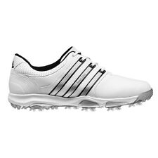 Adidas Tour 360 X Golf Shoe (White/Silver) Size 12 US Wide