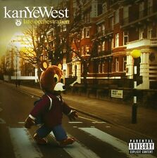 Late Orchestration - Kanye West (2006, CD NEU)