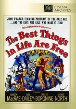 Best Things in Life Are Free - Region Free DVD - Sealed