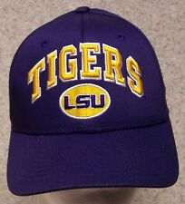 Embroidered Baseball Cap NCAA LSU Louisiana State Tigers NEW 1 hat size fits all