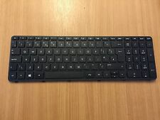 NEW UK keyboard for HP 15-R 250-G3 255-G3 256-G2 256-G3 With Frame