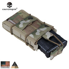 EMERSON Single Unit Magazine Pouch MAG Bag Military CORDURA MultiCam EM6345MC
