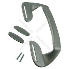 Baumatic and Beko Universal Silver Plastic Fridge Freezer Door Grab Handle