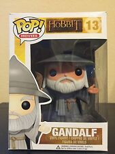 ULTRA RARE Funko Pop! GANDALF With Hat Vinyl Figure #13 Hobbit LOTR RETIRED