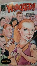 THE RIVER GROUP COMIC BOOK WHACKED PREMIER ED. TONYA HARDING AND HER PALS  EXC