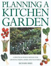 Planning a Kitchen Garden, Richard Bird, New Book