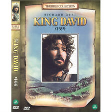 THE BIBLE COLLECTION-KING DAVID (DVD,All,Sealed,New) RICHARD GERE