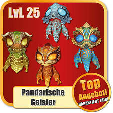 [EU] WoW Pet ★ lvl 25 ★ Pandarische Geister ★ Spirits of Pandaren ★ Loot