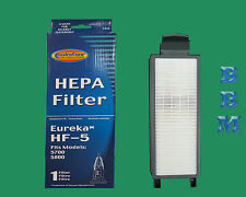1 Eureka Sanitaire HF 5 HEPA Filter 61830 B Upright Vacuum Cleaners 5700 5800 Se