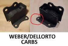 (x2) ANTERIORI LOTUS ELAN ENGINE MOUNTS (** Weber Dellorto carburatori **) (1962 - 74)