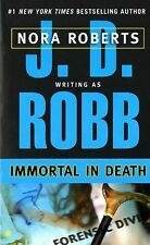 Immortal in Death (In Death, Book 3), J.D. Robb, Good Book