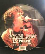 PEARL JAM - X-POSED - THE INTERVIEW - PICTURE-DISC 10""