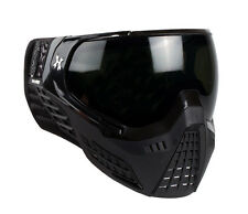 HK Army KLR Goggles - Onyx - Black w/ Smoke Thermal Lens