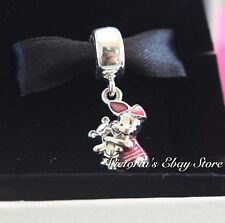 NEW!!! Authentic PANDORA Disney, Piglet Enamel Charm 792134EN117