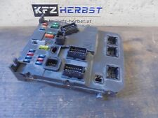 central locking unit Peugeot Partner 9650584580 HG 2.0HDi 66kW RHY 129780