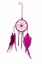 Home Decoration Handmade Wall Hanging Sweet Heart Dream Catcher With Bell