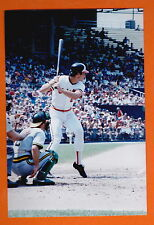 Cal Ripken Jr & Eddie Murray Lot of 2 Original Photos - 1983 Era - Orioles